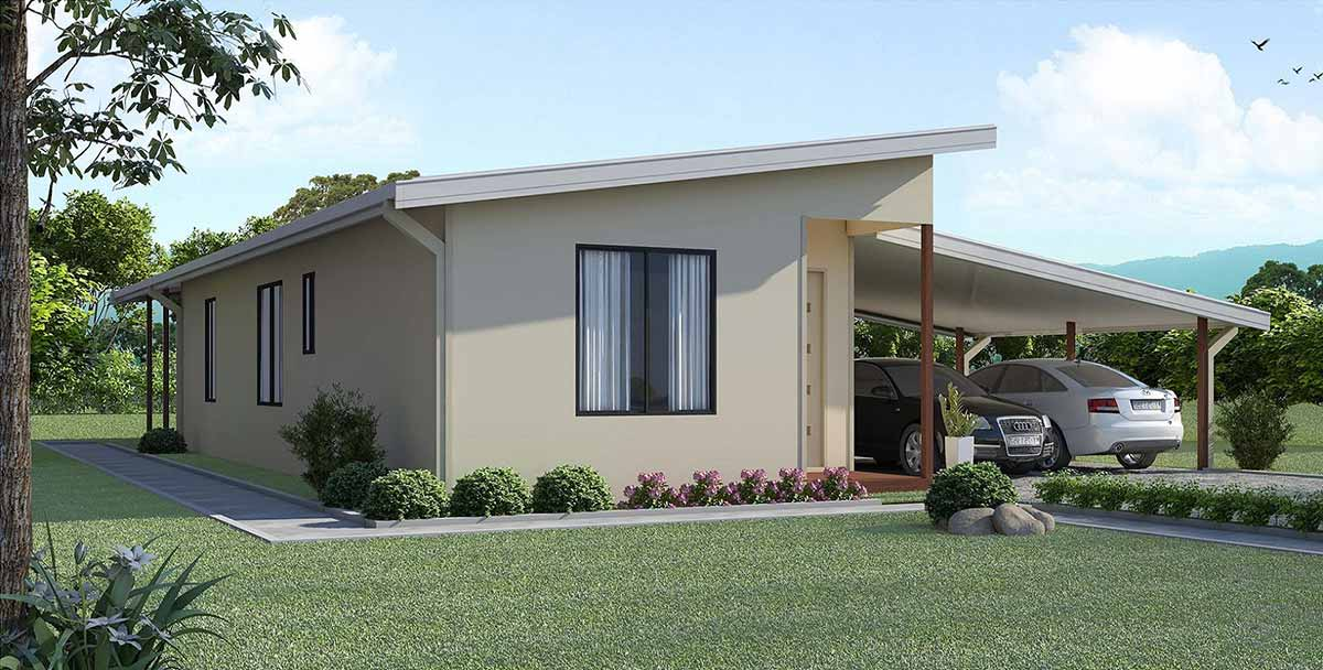 Wholesale Homes And Sheds 2 Bedroom Kit Homes