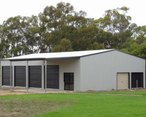 Choosing a Zincalume or Colorbond Shed